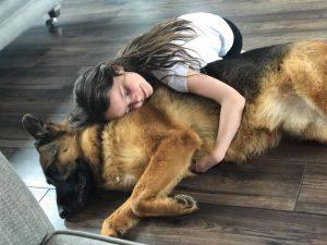 Voneisen Cooper Hugs